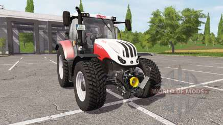 Steyr Profi 4145 CVT for Farming Simulator 2017