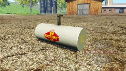 Weight Fortschritt for Farming Simulator 2015