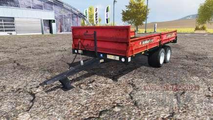 Junkkari J120 for Farming Simulator 2013