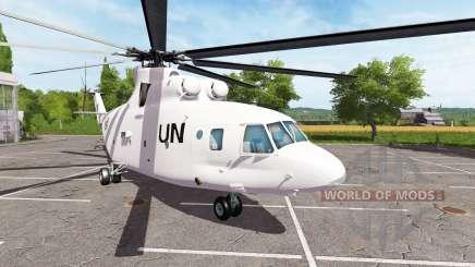 Mi 26 UN for Farming Simulator 2017