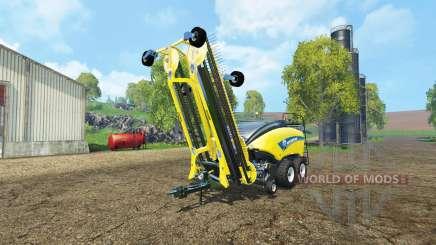 New Holland BigBaler 1290 Nadal R90 for Farming Simulator 2015