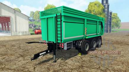 Wagner WK 800 plus for Farming Simulator 2015