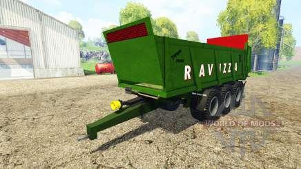 Ravizza Triton 7500 for Farming Simulator 2015