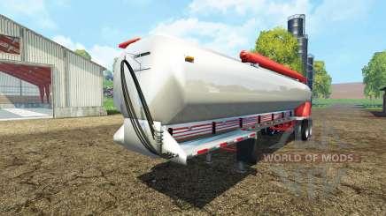 Feed trailer for Farming Simulator 2015