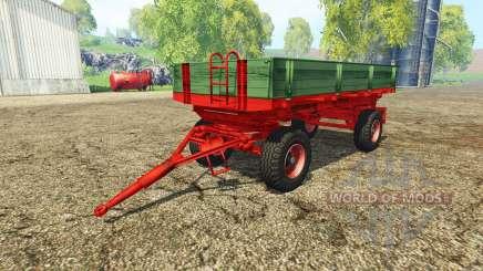 Krone Emsland v3.3 for Farming Simulator 2015