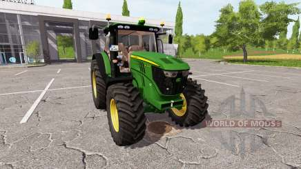 John Deere 6170R for Farming Simulator 2017