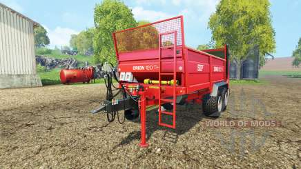 SIP Orion 120 TH for Farming Simulator 2015