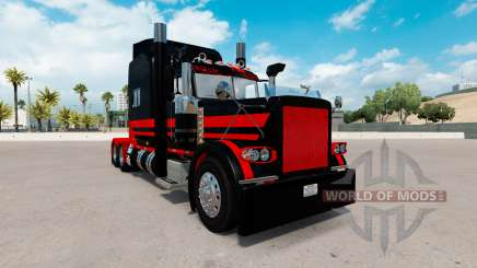 Skin Stani Express for the truck Peterbilt 389 for American Truck Simulator