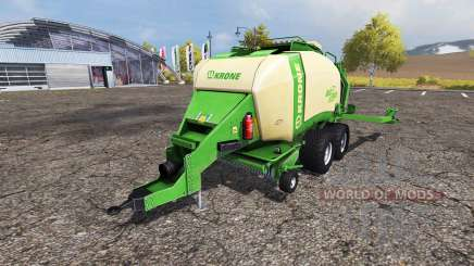Krone BiG Pack 1290 HDP (XC) v2.1 for Farming Simulator 2013