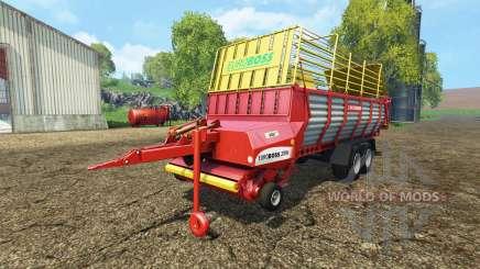 POTTINGER EuroBoss 370 H for Farming Simulator 2015