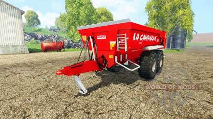 La Campagne BTP 24 for Farming Simulator 2015