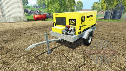 Kaercher mobile washing for Farming Simulator 2015