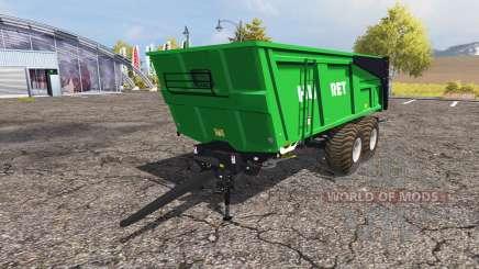 Huret 18T v3.0 for Farming Simulator 2013