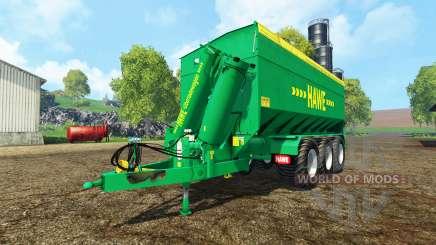 Hawe ULW for Farming Simulator 2015