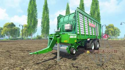 BERGMANN Carex 38S v2.0 for Farming Simulator 2015