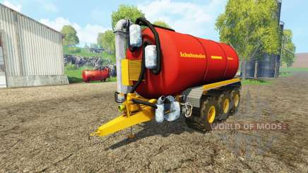 Schuitemaker Robusta 260 for Farming Simulator 2015