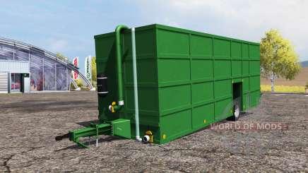 Krassort manure container for Farming Simulator 2013