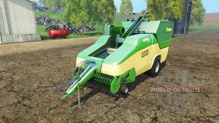 Krone Premos 5000 for Farming Simulator 2015