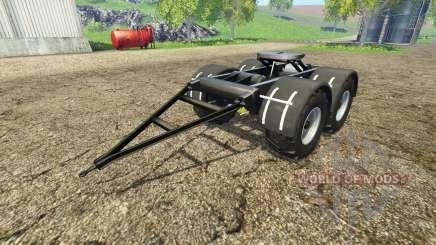 Fliegl Dolly EA v2.0 for Farming Simulator 2015