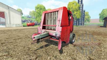 Hesston 5580 for Farming Simulator 2015