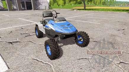 Quad Sherpa for Farming Simulator 2017