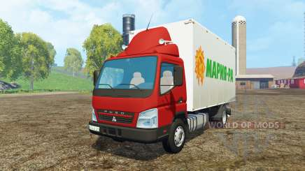Mitsubishi Fuso for Farming Simulator 2015