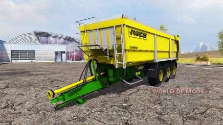 JOSKIN Trans-Space 8000-23 v2.0 for Farming Simulator 2013