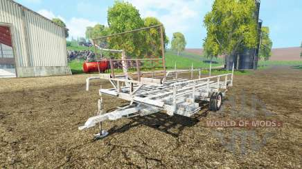 Ursus T-127 v2.0 for Farming Simulator 2015