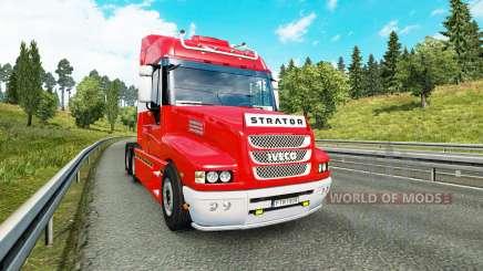 Iveco Strator v2.0 for Euro Truck Simulator 2