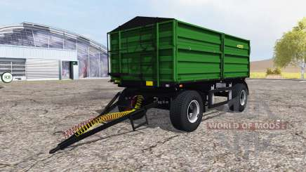 Zaslaw D-737AZ green for Farming Simulator 2013