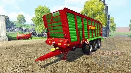 Strautmann Giga-Trailer 4001 DO v2.0 for Farming Simulator 2015
