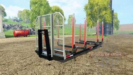 ITRunner logging platform for Farming Simulator 2015