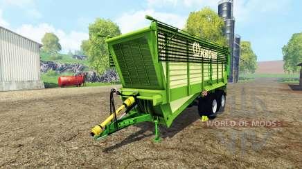 Krone TX 460 D for Farming Simulator 2015