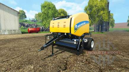 New Holland Roll-Belt 150 v1.1 for Farming Simulator 2015