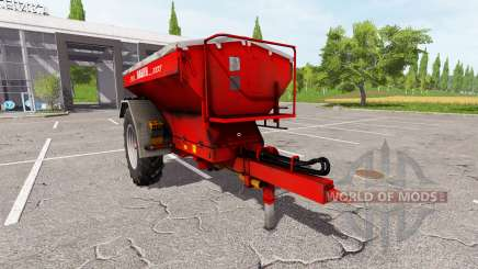 Rauch TWS 7000 for Farming Simulator 2017
