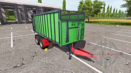 Fendt TMK 100K for Farming Simulator 2017