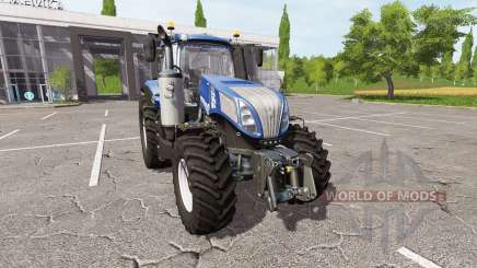 New Holland T8.380 v0.1 for Farming Simulator 2017