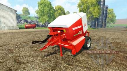 Welger RP220 for Farming Simulator 2015