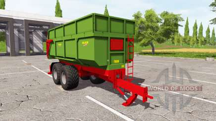 Hilken SSP6 for Farming Simulator 2017