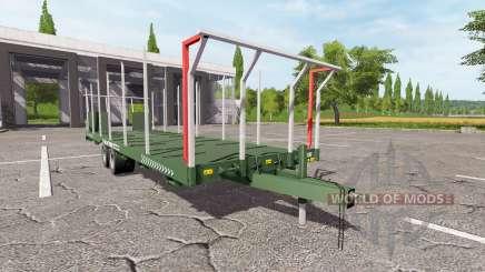 TF di Fattori 1140 PB for Farming Simulator 2017