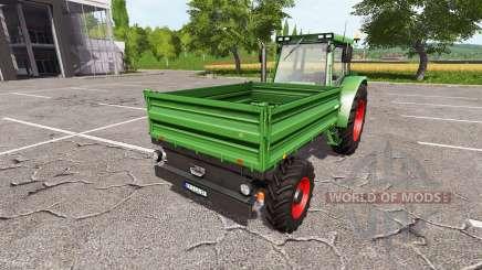 Fendt GT255 v1.0.0.2 for Farming Simulator 2017