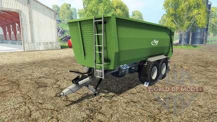 Fliegl trailer for Farming Simulator 2015