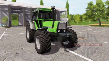 Deutz-Fahr DX140 for Farming Simulator 2017