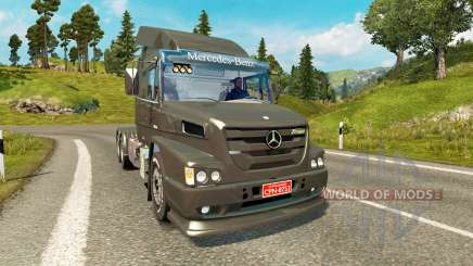 Mercedes-Benz Atron 1635 for Euro Truck Simulator 2