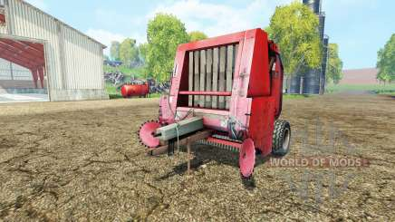 Hesston 5580 v1.1 for Farming Simulator 2015