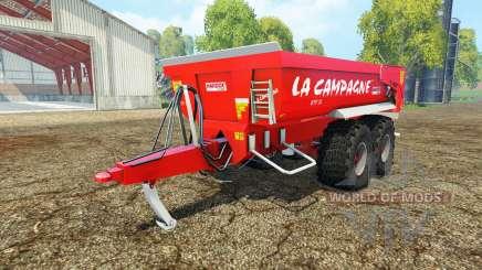 La Campagne BTP 24 v1.1 for Farming Simulator 2015