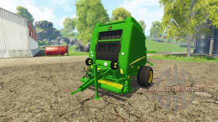 John Deere 864 Premium washable for Farming Simulator 2015