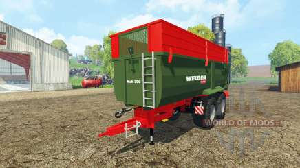 Welger Muk 300 for Farming Simulator 2015