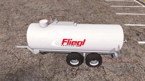 Fliegl tank liquid manure for Farming Simulator 2013