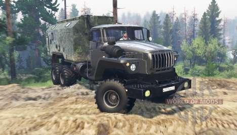 Ural 43260 v1.1 for Spin Tires